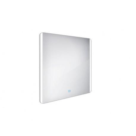 LED zrcadlo 800x700 s dotykovým senzorem ZP 17003V