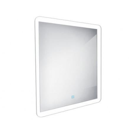 LED zrcadlo 600x600 s dotykovým senzorem ZP 19066V