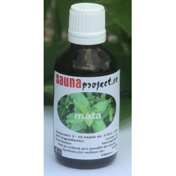 Esencia mata do sauny Saunaprojekt  100ml