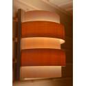 Kryt světla do sauny Saunaproject osika