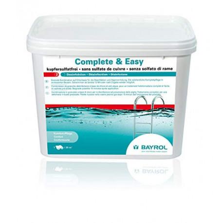 Bazénová chemie Complete 4,48 kg bayrol bayrosoft