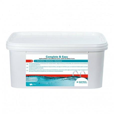 Bazénová chemie Complete 2,24kg bayrol bayrosoft