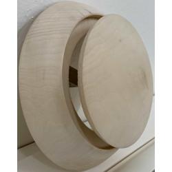 ventilační disk 100mm lípa