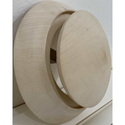 ventilačný disk 100mm lipa