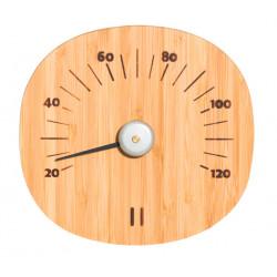 Rento teploměr dřevo do sauny