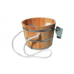 Polévací vědro do sauny 22L