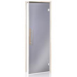 Dvere do sauny Beneluxu Grey 7x19 osika