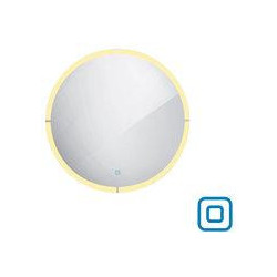 LED zrcadlo 600x600 s dotykovým senzorem ZP 24000RV