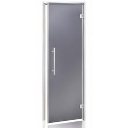 Dveře do parní sauny Andres  BENELUX 7x19 bronz