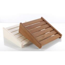 Podhlavník do sauny Thermo wood lipa