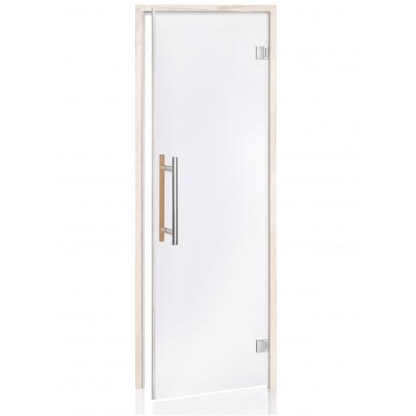 Dveře do sauny BENELUX čiré 7x19 osika
