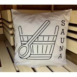 Polštář do sauny - Sauna