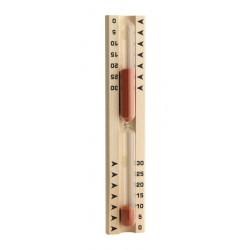 Přesypací hodiny do sauny hnědý písek 30min
