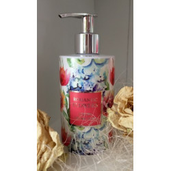 Tekuté mýdlo romantic flowers
