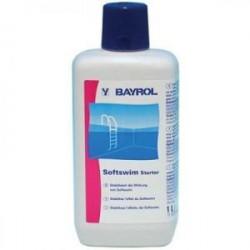 Bazénová chemie Softswim Starter 1l bayrosoft bayrol