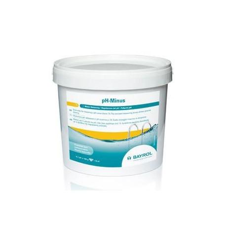 Bazénová chemie Ph minus 6kg bayrol