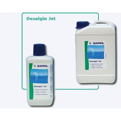 Bazénová chémia Desalgine Jet 3 l bayrol bayrosoft