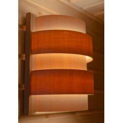 Kryt světla do sauny Saunaproject Abachi