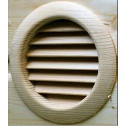 Mřížka do sauny krycí,  dřevěná Saunaprojekt