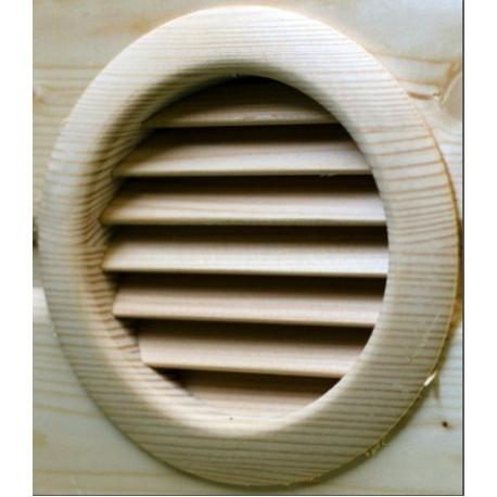 Mřížka do sauny krycí Saunaprojekt dřevěná
