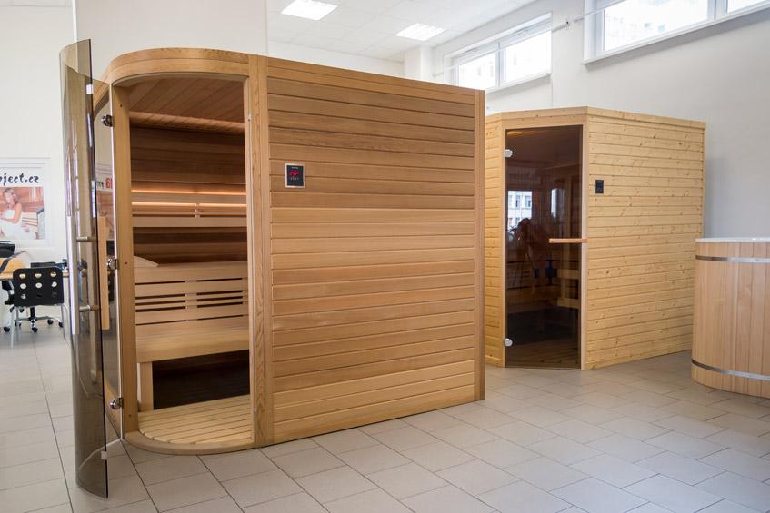 Pořiďte si saunu domů