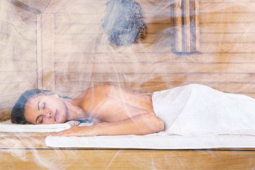 Finská sauna a jak na správné saunování