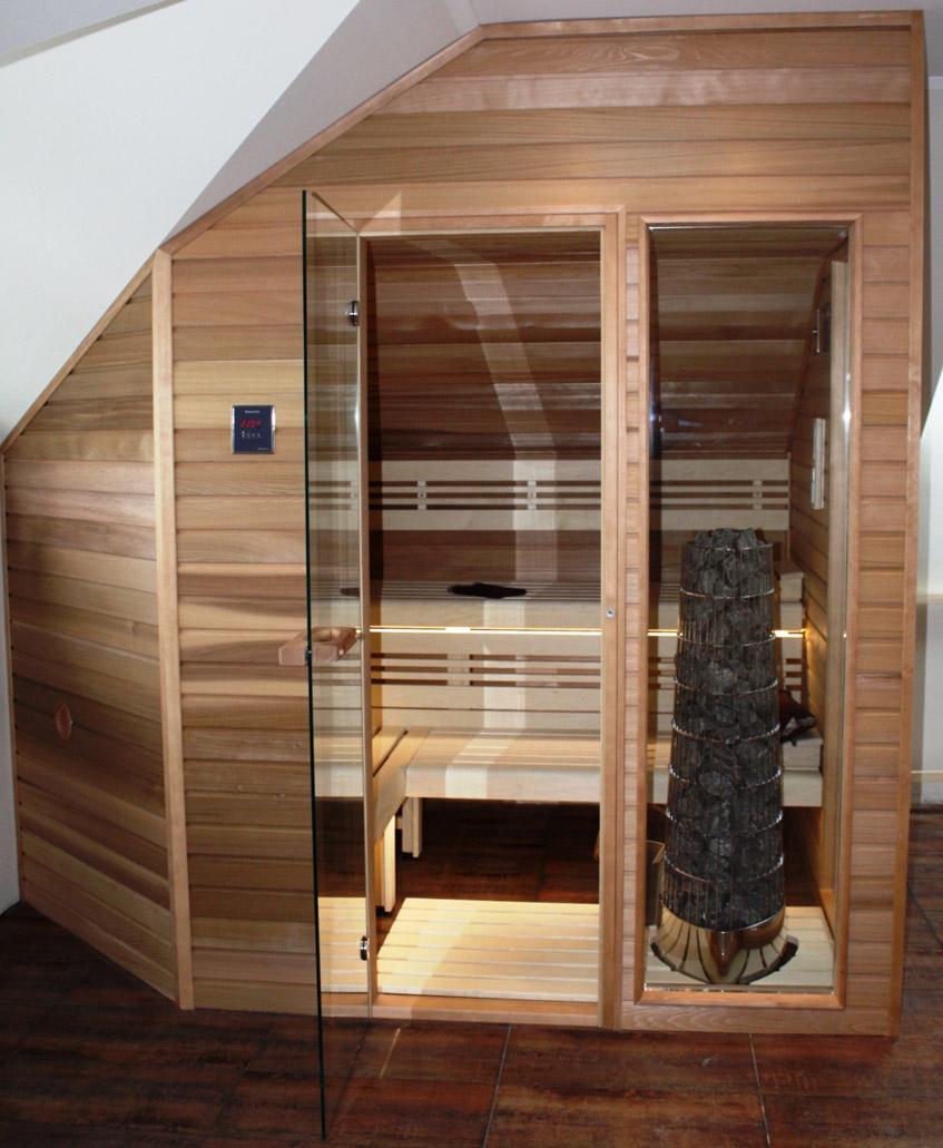Sauna do bytu